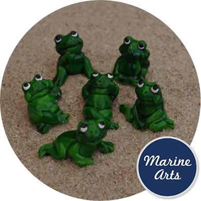 8007 - Green Frogs - Small