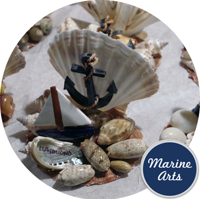 8048 - Marine Arts - Assorted Novelty Scenes
