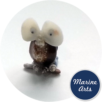 8140 - Mini Cowry Owls